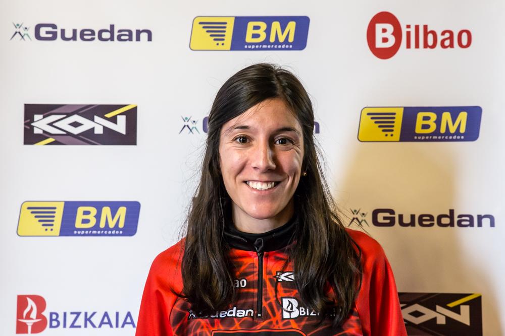 Entrevista a Iraia Garcia, atleta BM Bilbao ( equipo cross corto)