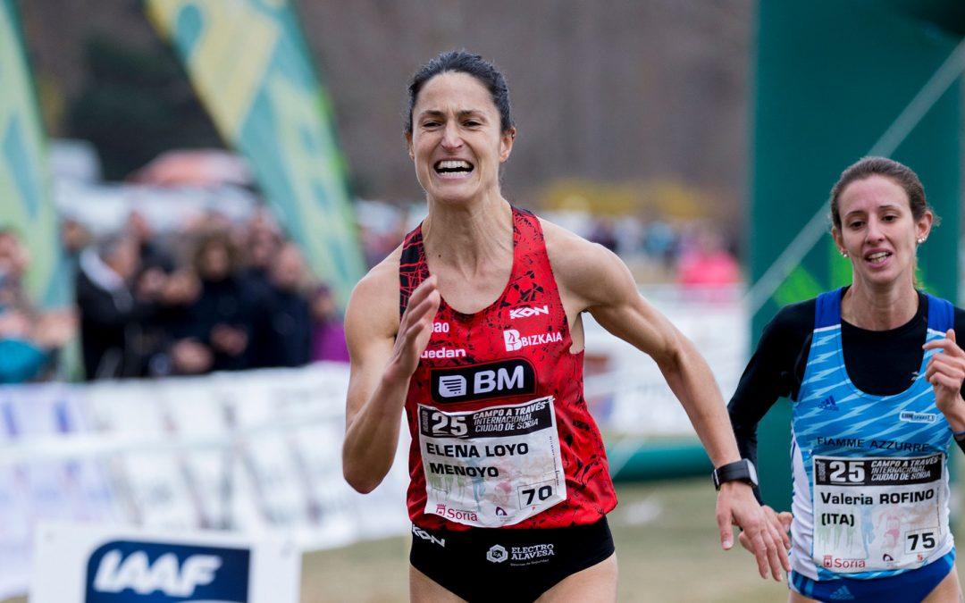 Elena Loyo, primera nacional en Soria