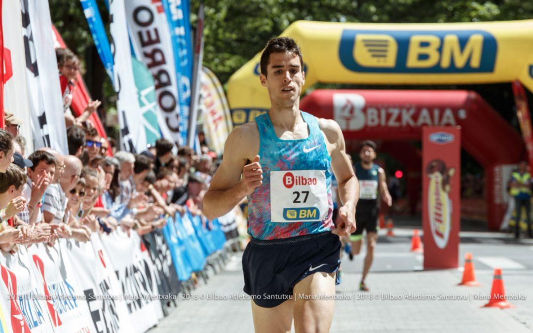 El medallista de bronce europeo en 1500 Jesús Gómez y los campeones de España Mariano García (800) y Fernando Carro (obstáculos) se suman a la fiesta del atletismo del 6 de abril